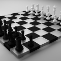 chessboard, chess