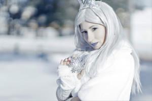 грим снежната кралица