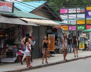 шопинг в Азия