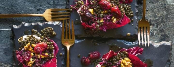 зимни салати за коледа