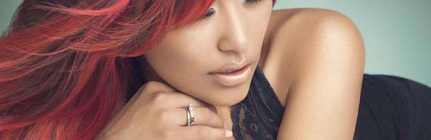 боядисани коси