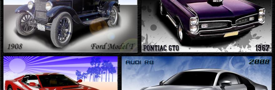Еволюция на автомобилите