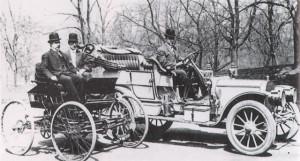 Първите изобретатели на атомобили