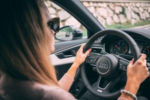 жена шофьор