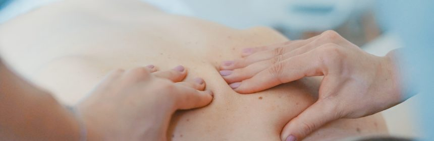 точков масаж