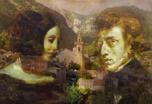Любовта на Фредерик Шопен и Жорж Санд