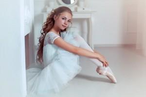 деца балет