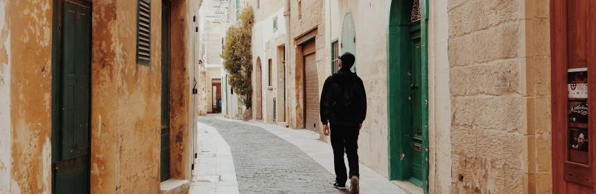 най-тесните улички на света