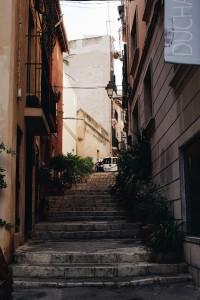 най-тесните улици в света