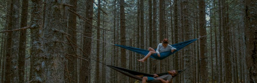 Къмпинг на палатки