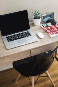 Как да оборудвате офис у дома