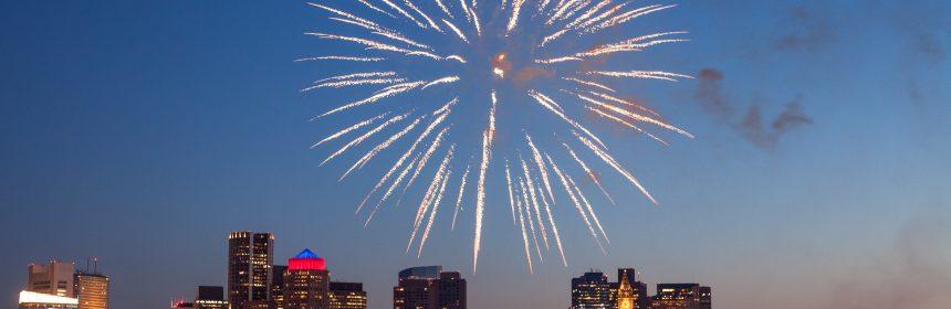 Нова година по света
