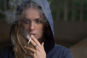 Не на цигарите