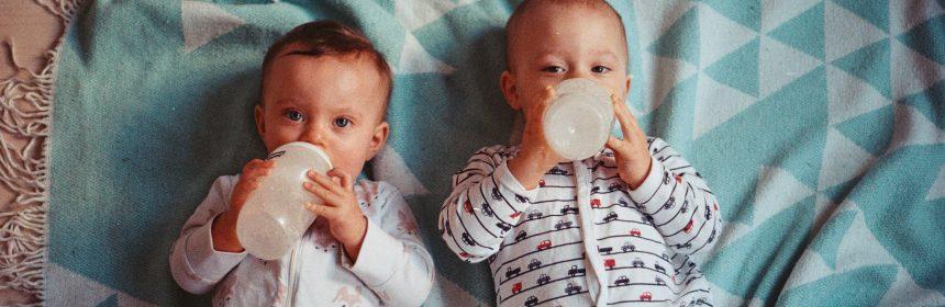 стерилизиране на бебешки шишета Philips Avent